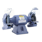 Baldor Electric Industrial Grinders, 8 in, 3/4 hp, Three Phase, 3,600 rpm, 1/EA, #8123W