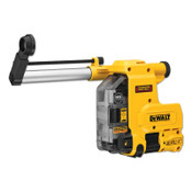DeWalt Onboard Dust Extractor for 1-1/8 in. SDS Plus Hammers, 1/EA, #DWH304DH