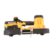DeWalt Band Saw Kits, (1) 5.0 Battery Pack;Blade;Charger;Kit Bag;Wrench, 1/EA, #DCS371P1