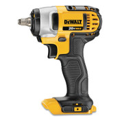 DeWalt 20V MAX* Compact Cordless Impact Wrench (Bare Tool), 3/8 in, 2,300 RPM, Hog Ring Anvil, 1/EA, #DCF883B