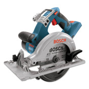 Bosch Tool Corporation 36V Cordless Circular Saws, 36 V, 6 1/2 in Blade, 5/8 in Arbor, 4,000 rpm, 1/EA, #1671B