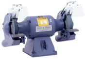 """Baldor Electric 8"""" Industrial Grinders, 3/4 hp, 36/60 Grit Wheels, Single Phase, 1,800 rpm, 1/EA, #8100W"""