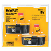 DeWalt XRP Rechargeable Battery Packs, 18 V, 1/ST, #DC90962