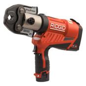 Ridge Tool Company RP 240 Press Tools Only, 12 V, Li-Ion Battery, 1/EA, #57418