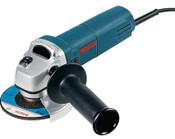 Bosch Tool Corporation Small Angle Grinder, 4-1/2 in Dia, 6 A, 11,000 RPM, Lock-On/Off Switch, 1/EA, #1375A