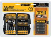 DeWalt Impact Ready 38 Pc. Accessory Kits, 1/ST, #DW2169