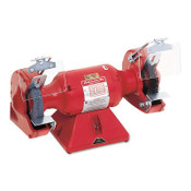 Baldor Electric Big Red Grinders, 7 in, 1/2 hp, Single Phase, 3,600 rpm, 1/EA, #712R
