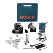 Bosch Tool Corporation ELECTRONIC VARIABLE SPEED PALM ROUTER INSTALLER, 1/EA, #PR20EVSNK