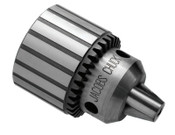 Apex Tool Group Heavy Duty Plain Bearing Chucks, K3C, 0.04 in-1/2 in Cap., Jacobs 33JT Female, 1/EA, #14451