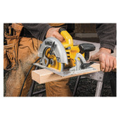 DeWalt Portable Construction Saw Blades, 7 1/4 in, 24 Teeth, 10/EA, #DW3578B10
