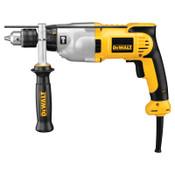 DeWalt Hammer Drill Kits, 3,300 blows/min, 1/EA, #DWD520K