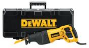 DeWalt Reciprocating Saws, 13 A, 2,700 strokes/min, 1 1/8 in Stroke, 1/EA, #DW311K