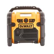 DeWalt DCR018 18V NiCad/Li-Ion/12V/20V MAX* Compact Worksite Radios (Radio Only), 1/EA, #DCR018