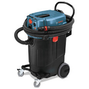 Bosch Tool Corporation 14-Gallon Dust Extractor with Auto Filter Clean and HEPA Filters, 2 1/4 in Dia, 1/EA, #VAC140AH