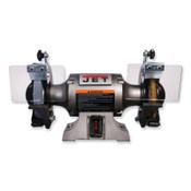 JPW Industries JBG-6W Bench Grinder w/Wire Wheel, 6 in Wheels, 1/2 hp, Single Phase, 3450 rpm, 1/EA, #577126