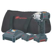 "Ingersoll Rand 3/8"" Square 12V Impactool Kits, 1/EA, #W1130K2"