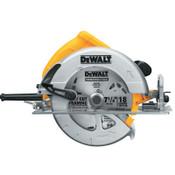 "DeWalt Lightweight Circular Saw, 7 1/4"", 15 Amp, 1/EA, #DWE575"