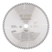 Bosch Tool Corporation Professional Series Metal Cutting Circular Saw Blades/Ferrous Metals, 2000 rpm, 1/EA, #PRO1280ST