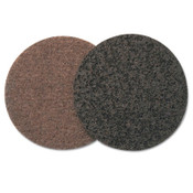 Weiler Non-Woven Style Conditioning Discs, Hook and Loop, Coarse Grit, 10/PK, #51514