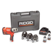 Ridge Tool Company RP 240 PP+LIO Kits, 1/2 in to 1 1/2 in Crimping Size, 1/KT, #57403