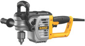 DeWalt 1/2 in Heavy-Duty VSR Stud & Joist Drills, Keyed Chuck, 330 rpm; 1,300 rpm, 1/EA, #DWD460