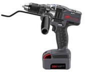 Ingersoll Rand D5140 20V Drill/Driver Kits, 1/2 in Chuck, 1/EA, #D5140K2