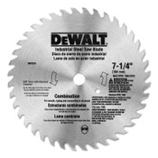 DeWalt Steel Circular Saw Blades, 7 1/4 in, 40 Teeth, 5/EA, #DW3325