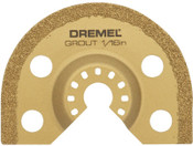 Bosch Tool Corporation 1/16 INCH GROUT REMOVAL BLADE, 10/EA, #MM501
