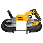 DeWalt Band Saws, 2 1/2 in Dia Cut Cap., 570 ft/min, 1/EA, #DCS374B