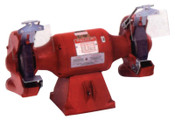 Baldor Electric Big Red Grinders, 8 in, 3/4 hp, Single Phase, 3,600 rpm, 1/EA, #812RE