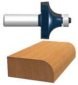 "Bosch Tool Corporation 1/4"" RAD. ROUNDOVER BIT1/2"" SHANK, 1/BIT, #84405M"