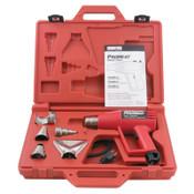 Master Appliance Proheat Varitemp Heat Gun Kits, Switch (3 Pos-Off/On/Heat), 1,000 °F, 11 A, 1/EA, #PH1200K