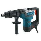 Bosch Tool Corporation Spline Combination Rotary Hammers, 1 9/16 in Drive, 360° Auxiliary Handle, 1/EA, #RH540S