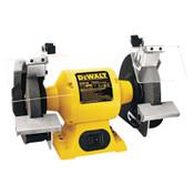 DeWalt Bench Grinders, 6 in, 5/8 hp, 3450 RPM, 1/EA, #DW756