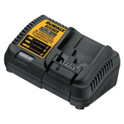 DeWalt 12V MAX* Lithium Ion Battery Charger, 90 min Charge Time, 1/EA, #DCB115