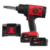 Chicago Pneumatic Cordless Impact Wrench 1/2 in, 1/EA, #8941088489