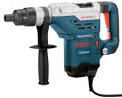 Bosch Tool Corporation 1-5/8 IN SPLINE  ROTARYHAMMER, 1/EA, #11265EVS