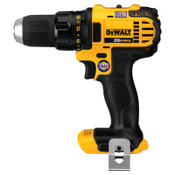 DeWalt Compact Drill Drivers, 1/2 in, Ratcheting, 2,000 rpm, 1/EA, #DCD780B
