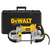 DeWalt Heavy-Duty Deep Cut Variable Speed Band Saws, Bale Front Handle, 350 ft/min, 1/EA, #DWM120K
