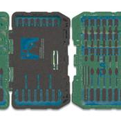 DeWalt FlexTorq Impact Ready™ 40-pc Screwdriving Bit Set, Steel, 1/EA, #DWA2T40IR