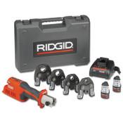 Ridge Tool Company RP 241 Press Tools, 10.8V, Li-Ion, 1/KT, #57363