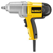 DeWalt Heavy Duty Corded Impact Wrenches, 1/2 in  Drive, Hog Ring, 345 ft lb, 1/EA, #DW293