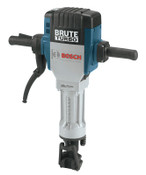 Bosch Tool Corporation Turbo-Powered Brute Breaker Hammer Kits, 1 1/8 in Hex, 60 blows/min, 1/KT, #BH2770VCD