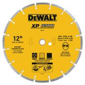 DeWalt Segmented Rim Diamond Blades, 12 in, 1/EA, #DW4716