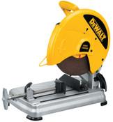 DeWalt Chop Saws, 4,000 rpm, 1/EA, #D28715