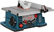 """Bosch Tool Corporation 10"""" WORKSITE TABLE SAW, 1/EA, #4100"""