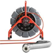Ridge Tool Company SEESNAKE MINICAM W TRUSENSE 200' MIN 30MM SL TS, 1 EA, #63628