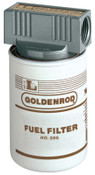 Goldenrod 56606 10 MICRON FUEL FILTER W/TOP CAP, 1 EA, #595