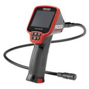 Ridge Tool Company Micro CA-150 Inspection Camera, 320 x 240, 3.5 in Color LCD, 1 EA, #36848