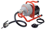 Ridge Tool Company Model K-40 Drain Cleaners, 3/4 in-2 1/2 in Drain, 1 EA, #71722